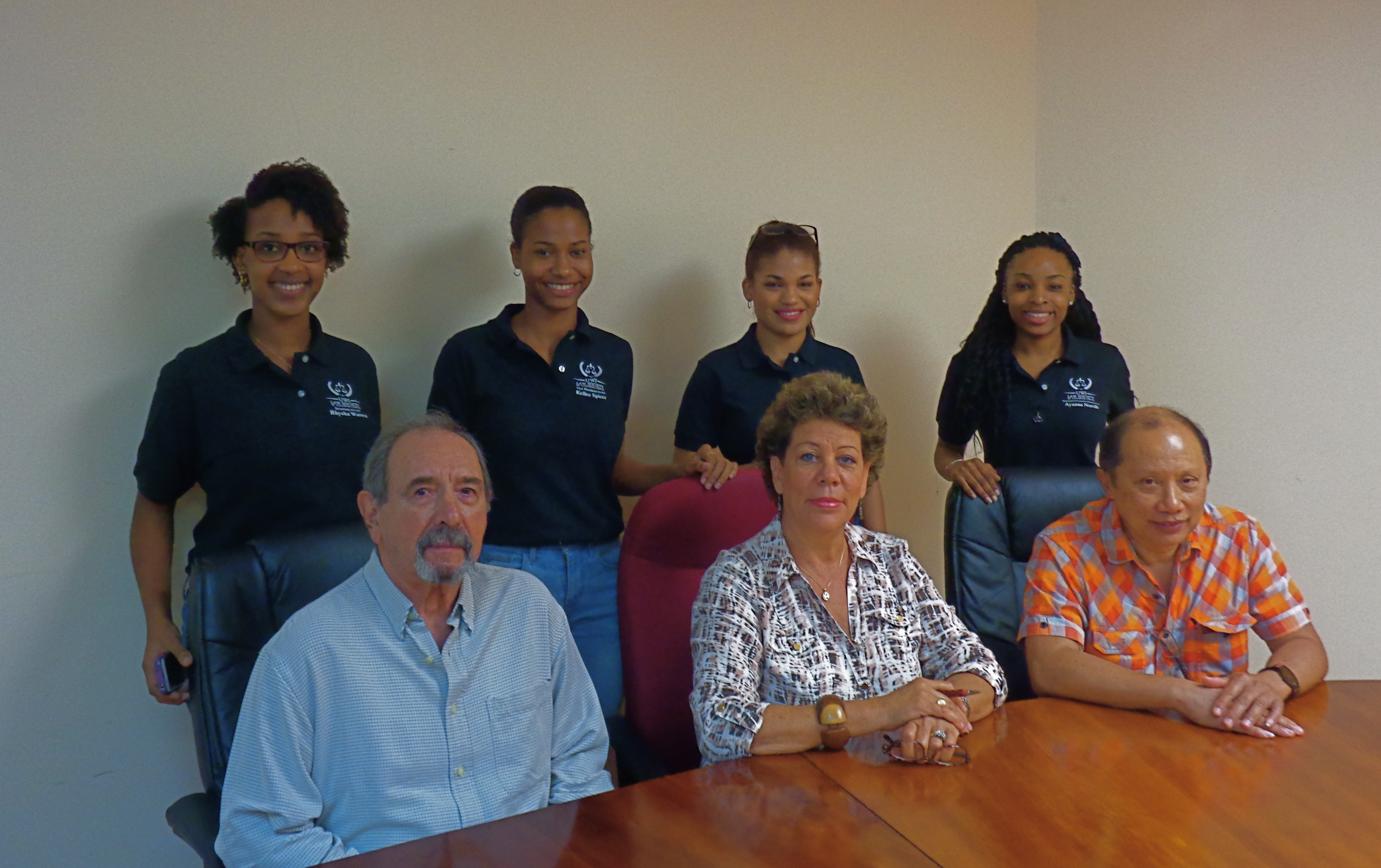 Partnership with TCA and UWI Student Law Faculty